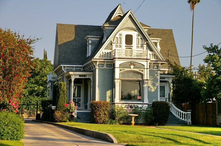 House on Olive in Redlands, CA