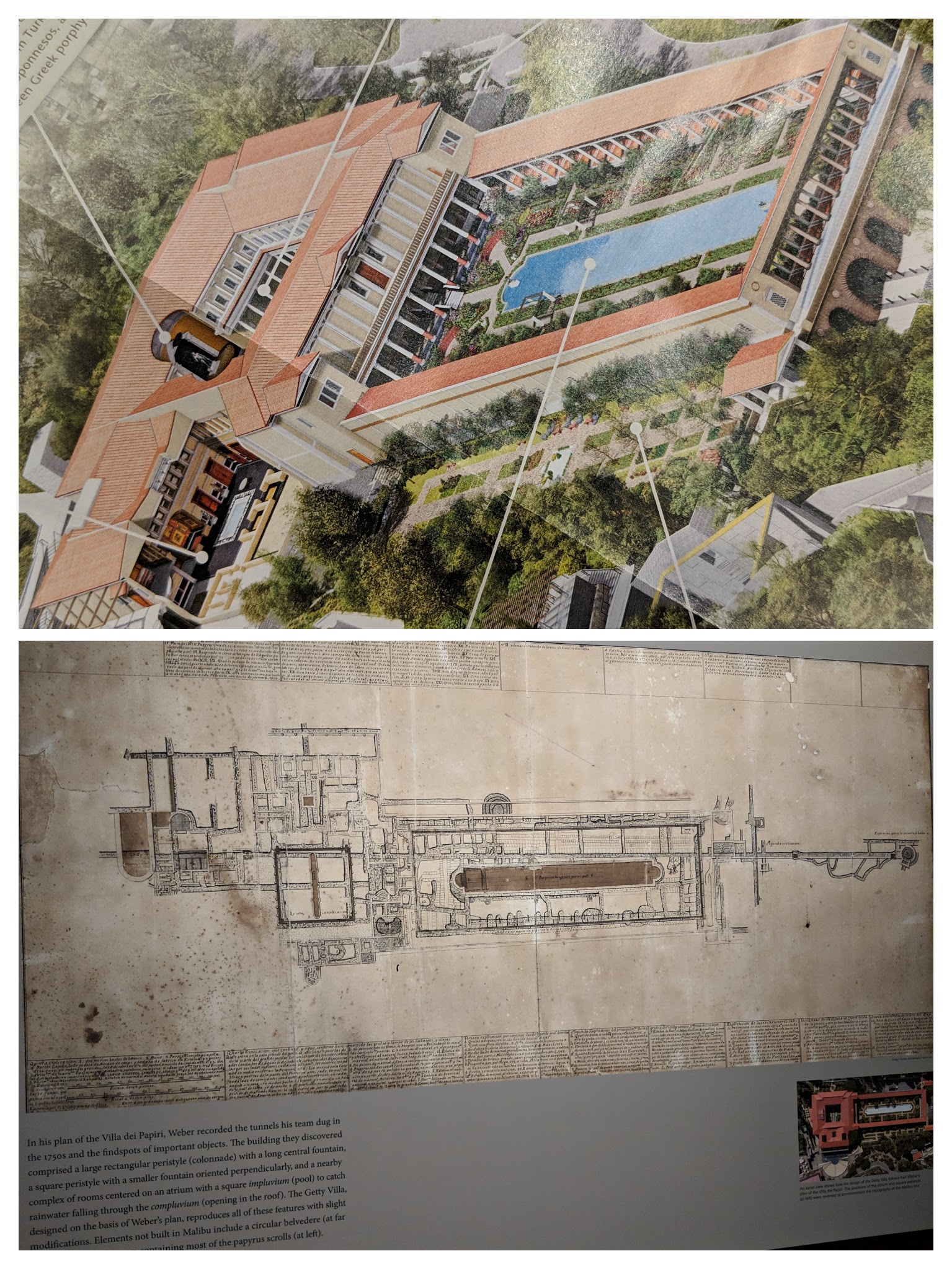 Seniorenausflug – Die Getty Villa
